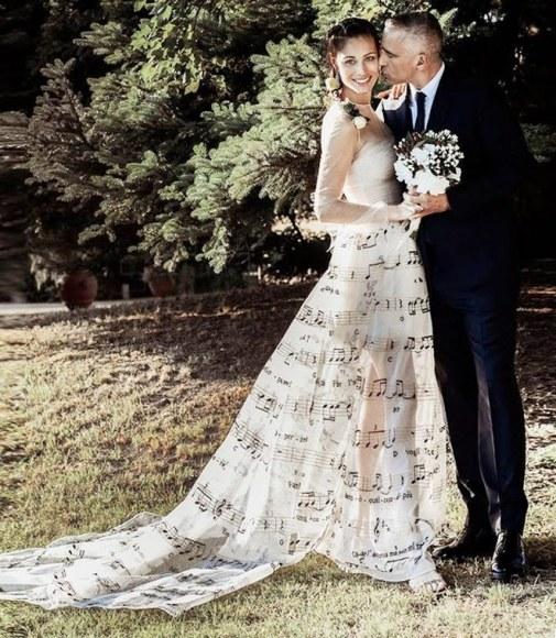 Свадьбы эроса рамазотти фото